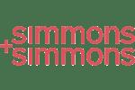 Simmons and SImmons logo