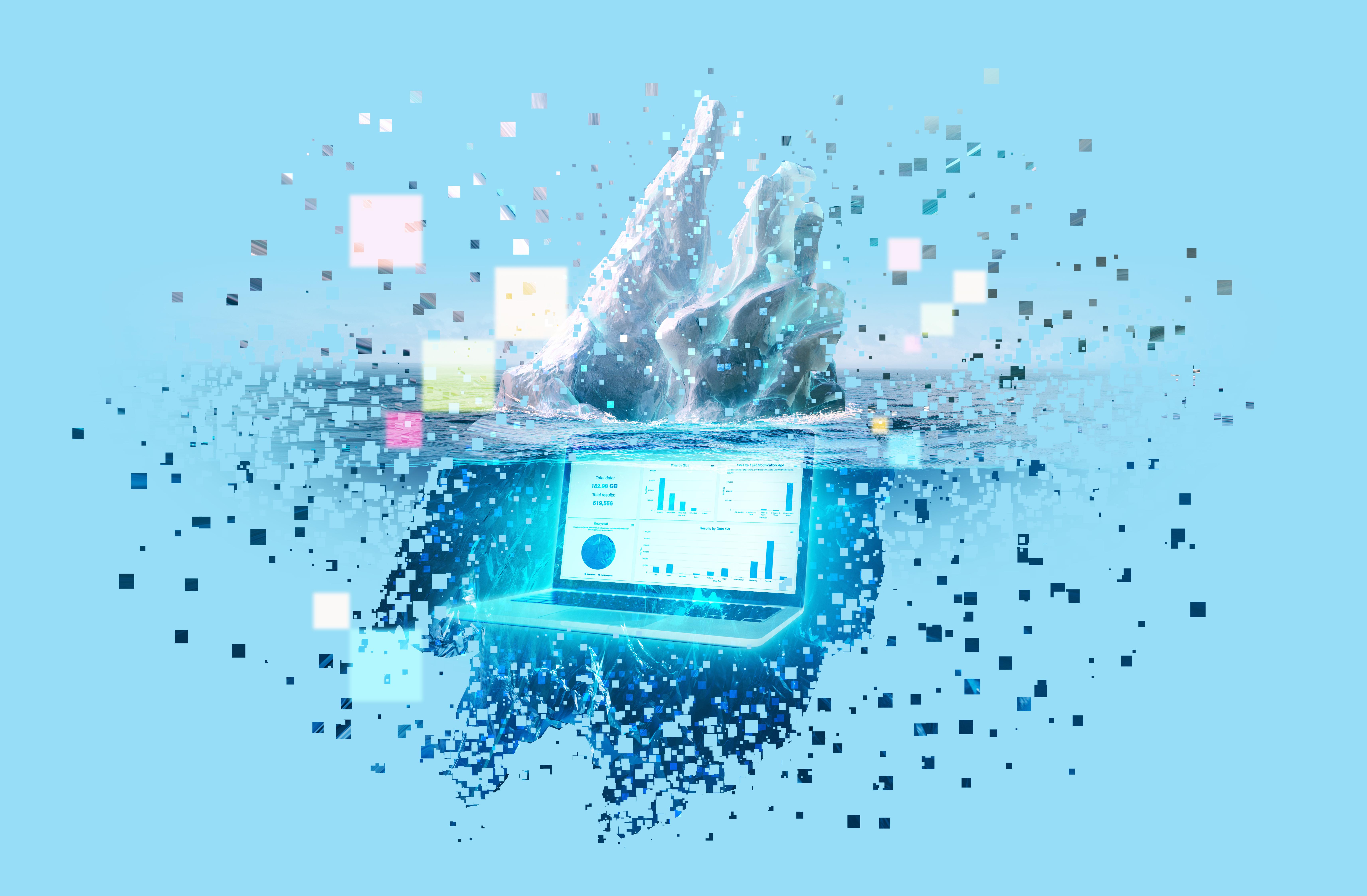Iceberg - Corporate Knowledge
