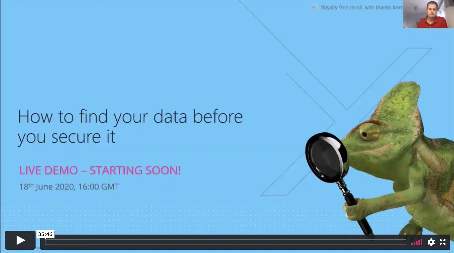 How to find your data