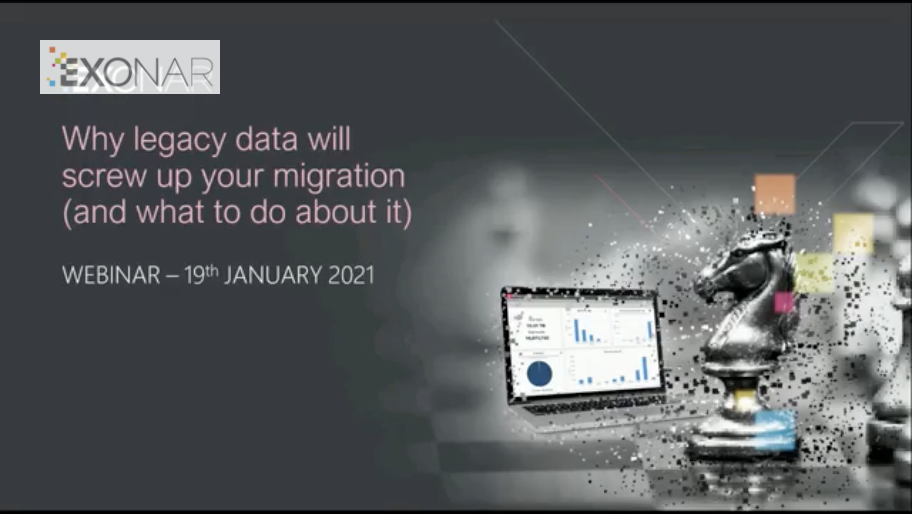 Data migration webinar